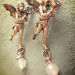 orecchini Hermes -bigiotteria artigianale fiorentina3